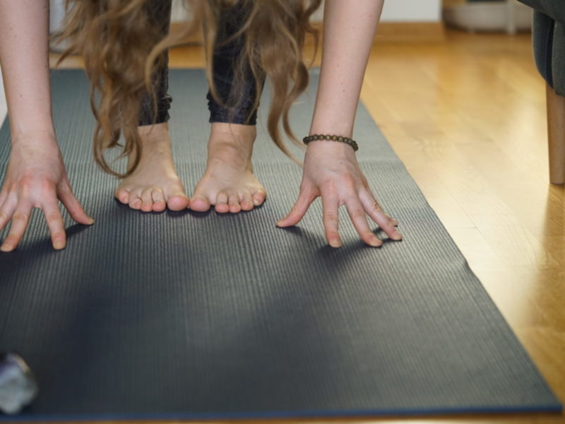 yoga for women color