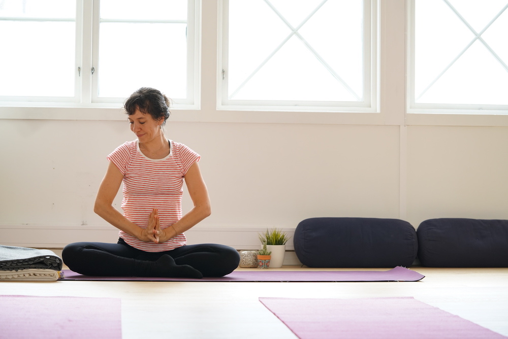 Yoga for Fertility & Menstrual Cycle Health